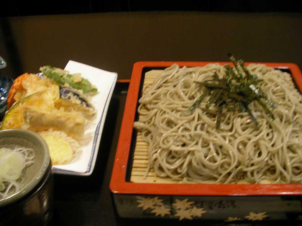 須坂屋そば 三軒茶屋店