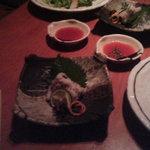 神楽坂 SHUN - 鱧の焼き物