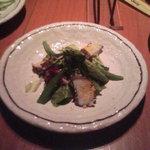 神楽坂 SHUN - 地蛸のサラダ