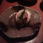 神楽坂 SHUN - 岩牡蠣のフライ・和風タルタルソース