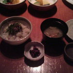 神楽坂 SHUN - 関鯵の叩き小丼