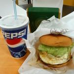 佐世保バーガー ビッグマン 大丸ららぽーと横浜店  -