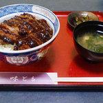 味とも - 料理写真:ソースかつ丼