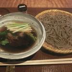かわぐち - 料理写真:鴨汁そば