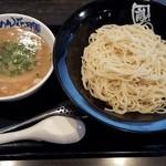 50002276 - 201604豚そばつけ麺\800