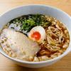 喰海 - 料理写真:尾道ラーメン 580円。魚系と動物系のあっさりWスープが特徴です。