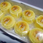 ペイストリー スナッフルス - チーズオムレット