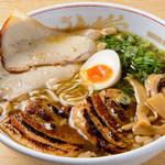 喰海 - ラーメン王・石神氏とのコラボ「炙り角煮ラーメン」