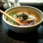 麺家 大国 - 醤油豚骨ラーメン