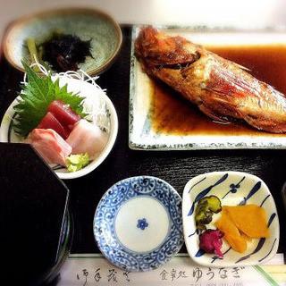 煮付け定食…1,350円