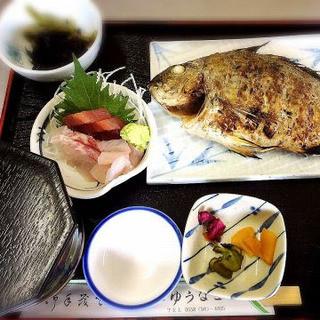 焼魚定食…1,450円