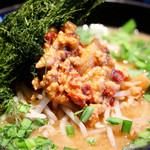 麺の坊 晴天 - 台湾ラーメン+青海苔