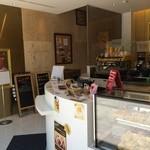 ゴールデンデュー カフェ - 神戸大丸北すぐの、マンゴーのメニューがいっぱいあるカフェです