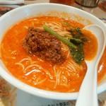 陳麻家 - 【2016.4.20(水)】日替定食の半担々麺