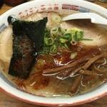 カナキン亭本舗 - チャーシュー麺880円