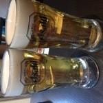 美津の - ビール