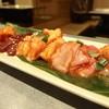 南大門 - 料理写真:おまかせホルモン5点盛り 1480円