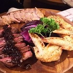 50023735 - 【料理】肉の盛り合せ