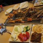 神楽食堂 串家物語 - どっちゃりw