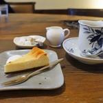 50029391 - サントス ニブラ、チーズケーキ