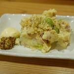 たなか - ポテサラ(400円)