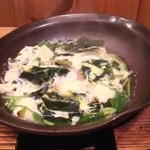 50030539 - 柳川風卵とじ。蛤、筍、目魚、芹など春の旬を味わえる逸品です(* ̄∇ ̄)ノ