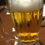 50031845 - 生ビール(サッポロ・中)♪
