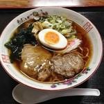 司食堂 - 中華そば600円