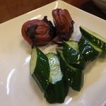 阿うん 博多串焼きの店 - 料理写真:漬物盛り合わせ