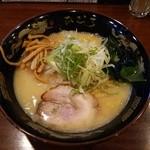 ひむろ - 札幌味噌らーめん 750円