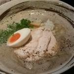 麺喰 - 煮干しそば ¥790