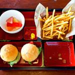 スラムス バーガー ハウス - ハンバーガー