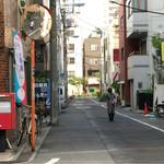 50036814 - 浅草四郵便局が目印。斜め前