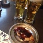 大阪バール - イカ焼き