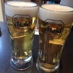 大阪バール - ビール♪