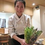 50037993 - 金井店長こだわりの野菜で〜