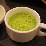 しゃぶ葉 - 抹茶ラテ