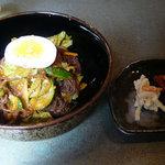 アリラン - ビビン冷麺¥780(税込¥819)