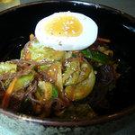アリラン - ビビン冷麺アップ