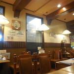 ビッグツリーカフェ - 店内