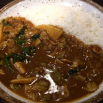 CoCo壱番屋 - エビ香る春爛漫カレー ¥820 + 4辛 ¥84