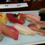 双葉寿司 - 地魚握り