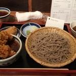 壱 - 桜海老つけ天