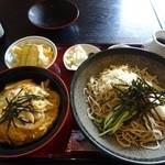 田丸屋 - 料理写真:2016年4月 田丸セット