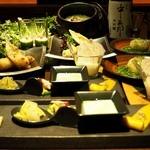 横浜 月 - 創作和食コース ※2016年4月イメージカット