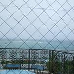 安座真ムーンライト・テラス - 店内からの眺め