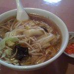 岩手屋 - サンマー麺