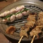 炭火焼鳥 風 - 料理写真: