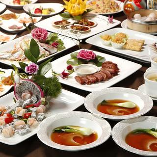 幹事さん必見!!宴会にも最適なコース料理も充実