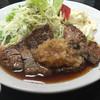 鉄板焼き・ステーキハウス 常盤 - 料理写真:ヒレステーキ定食  1000円